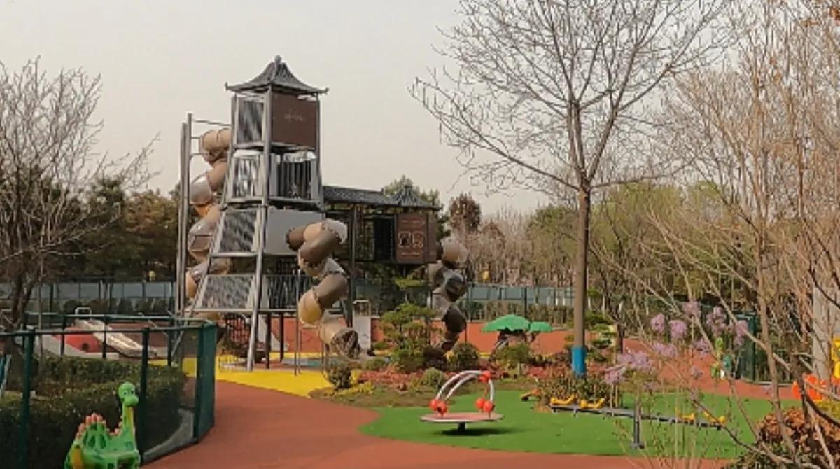 西安的公园——环城公园(环城西苑)