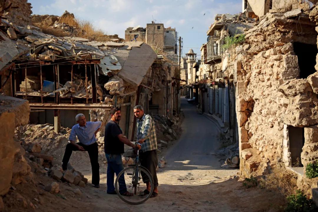 叙利亚:坚韧乐观的国度
