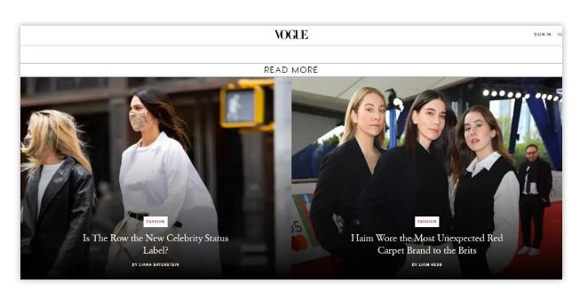 这组被Vogue点名表扬的配色,竟然适合所有人