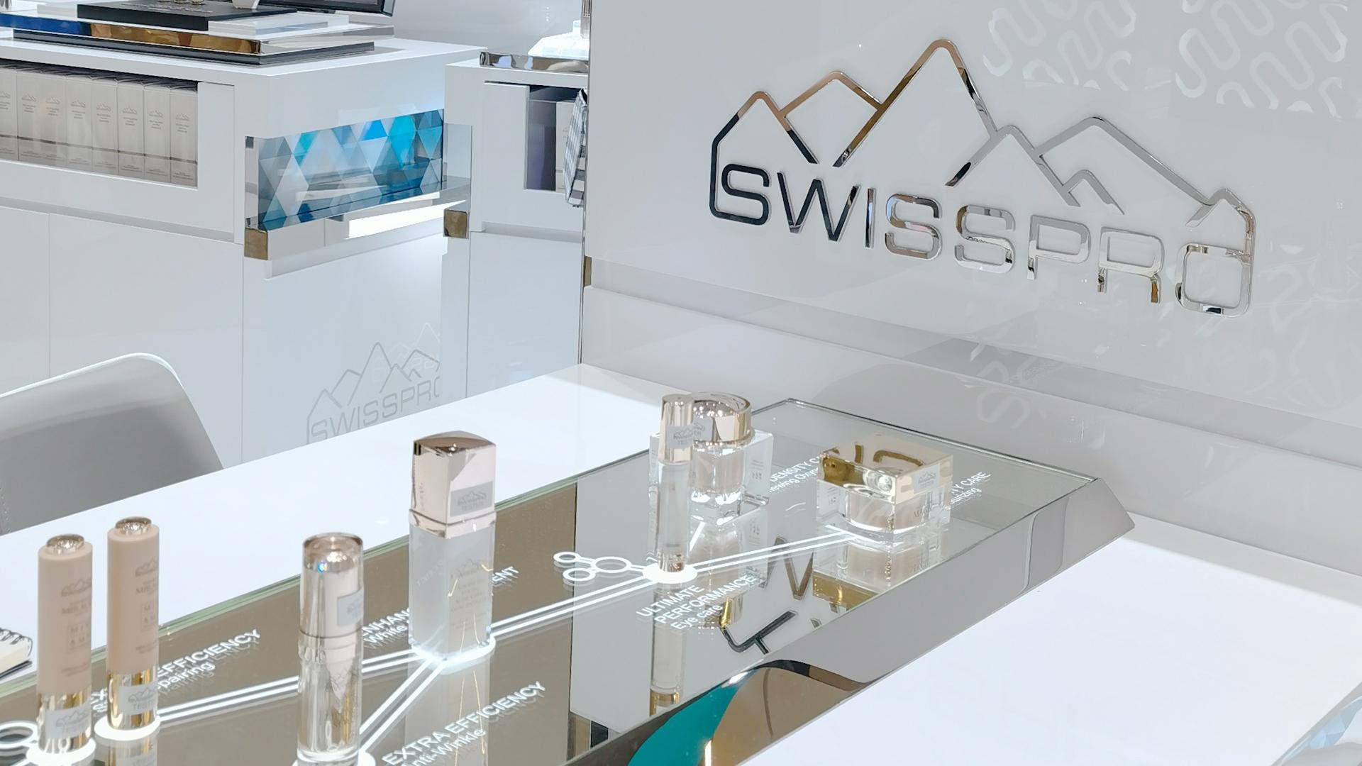 瑞士专业抗初老品牌SWISSPRO瑞仕普入驻深圳壹方城