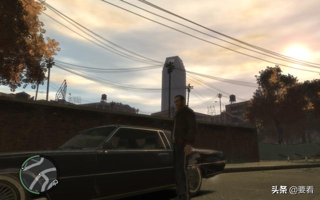"""最孤独的游戏GTA4——""""无人问、无人知、无人玩、无人爱"""""""
