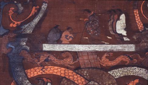 中国古代美术史上关于人物绘画的发展概述