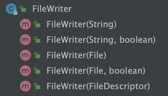 文件写入的6种方法,这种方法性能最好