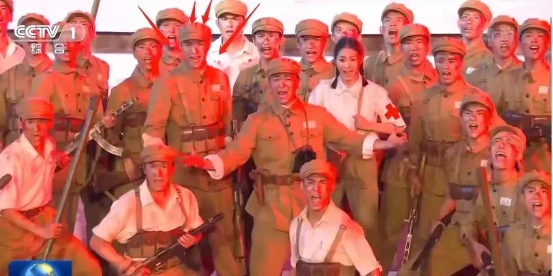 众多明星登上《新闻联播》!央视把明星拍得太美,刘诗诗白到发光