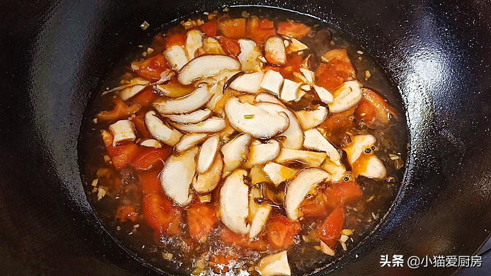 天冷了给家人做一锅酸辣汤,做法简单,暖胃驱寒,成本只需5元钱
