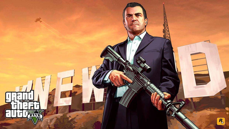GTA5:游戏中不为人知的彩蛋,麦克离世后,他的家人简直无下限