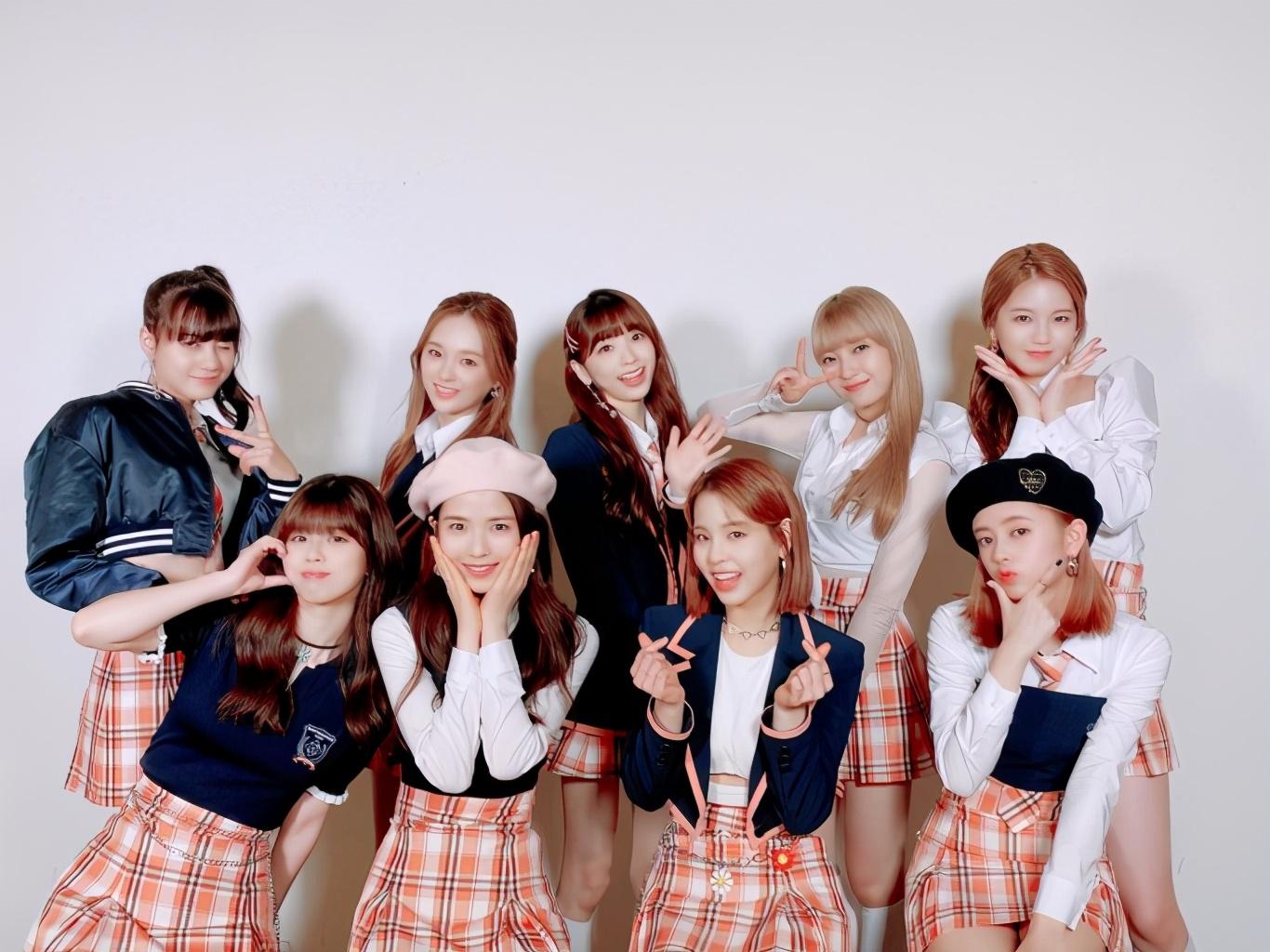 女团名家JYP!NiziU还未出道流媒破亿,获世界品牌青睐