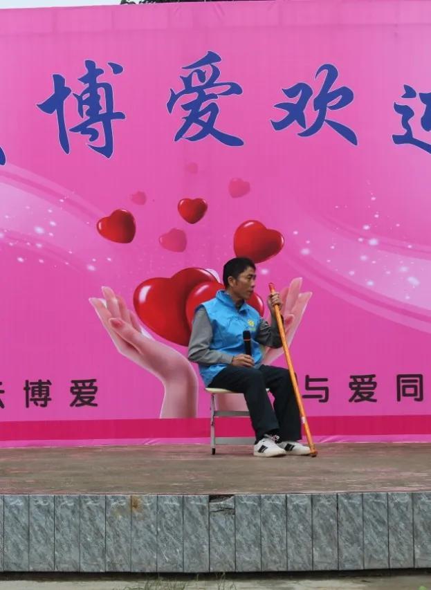 经开学子赴宁乡市欣云博爱残疾人托养服务中心开展志愿服务活动