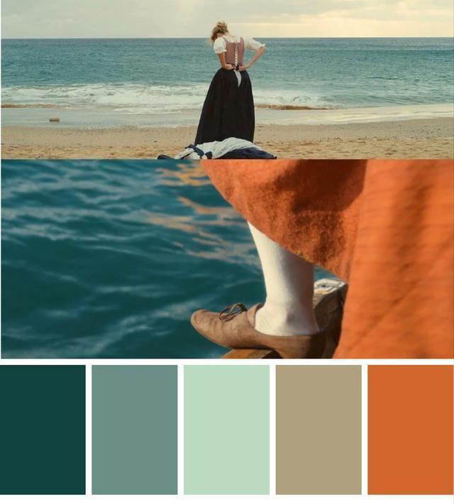 为什么法式穿搭如此优雅?巧用色彩搭配,穿出时髦高级感