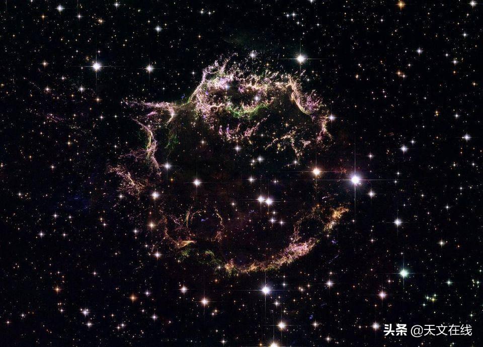 银河系最近的超新星被隐藏了…直到现在才被发现