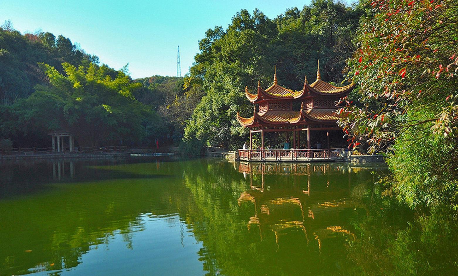 成都8大公园:中秋国庆好去处,0元也能畅玩