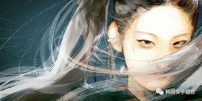 真的是让画家们,莫名想要画出来,这位女团爱豆超有魅力的脸蛋
