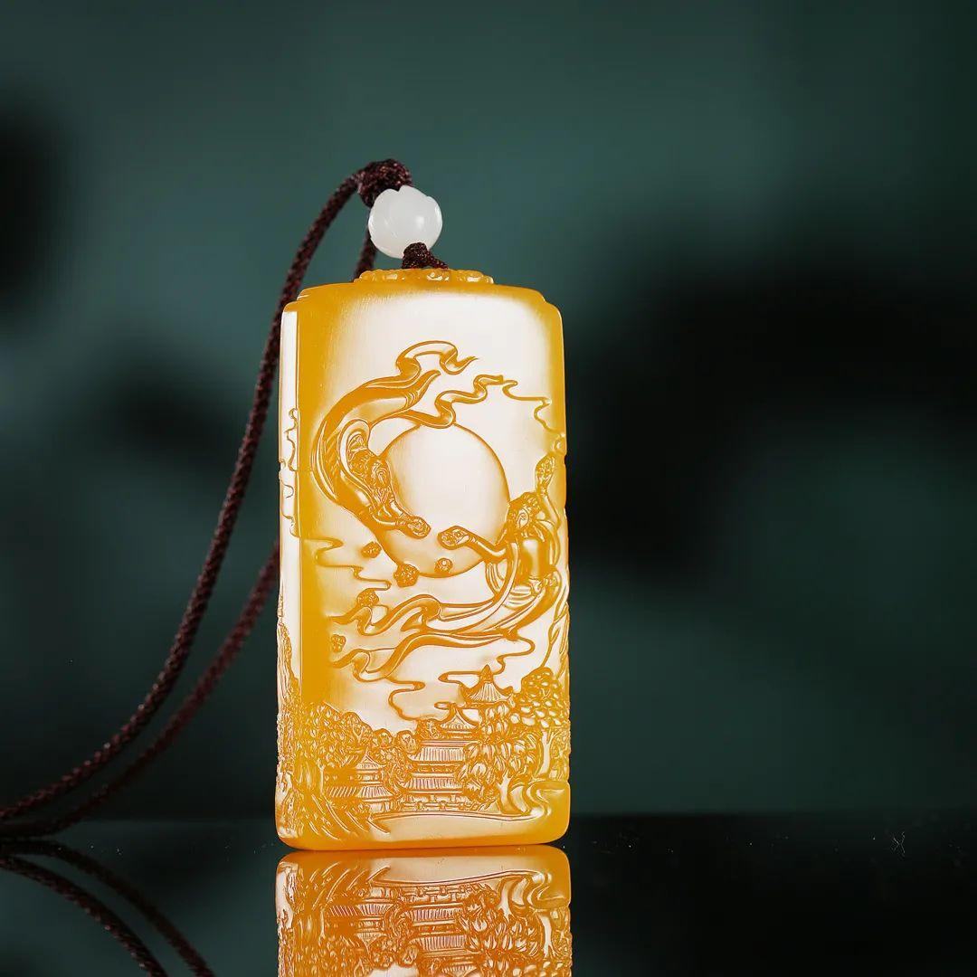 第五届网络拍卖会:琼琚——名家琢玉专场(第九期)