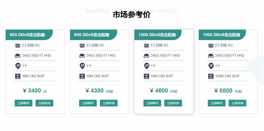 香港高防服务器租用需要注意什么