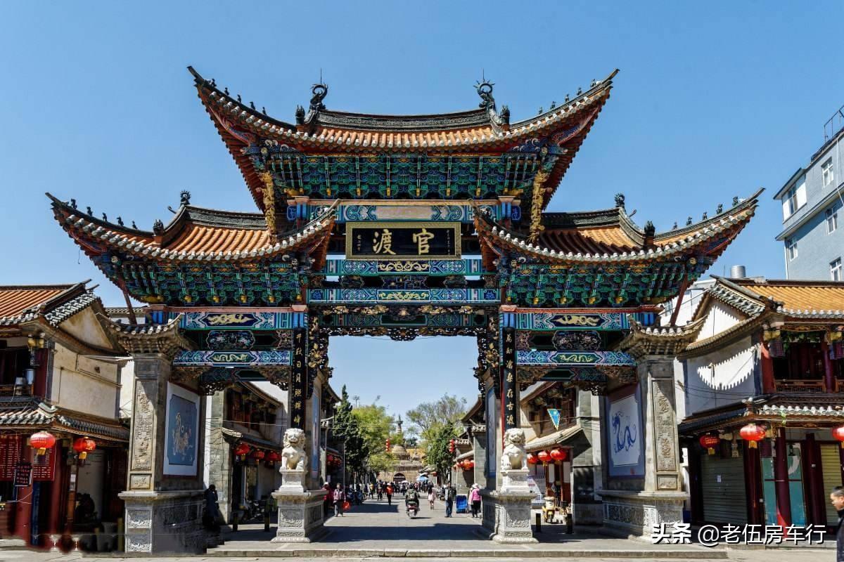 云南自由行8天最佳路线,云南旅游必打卡的景点推荐