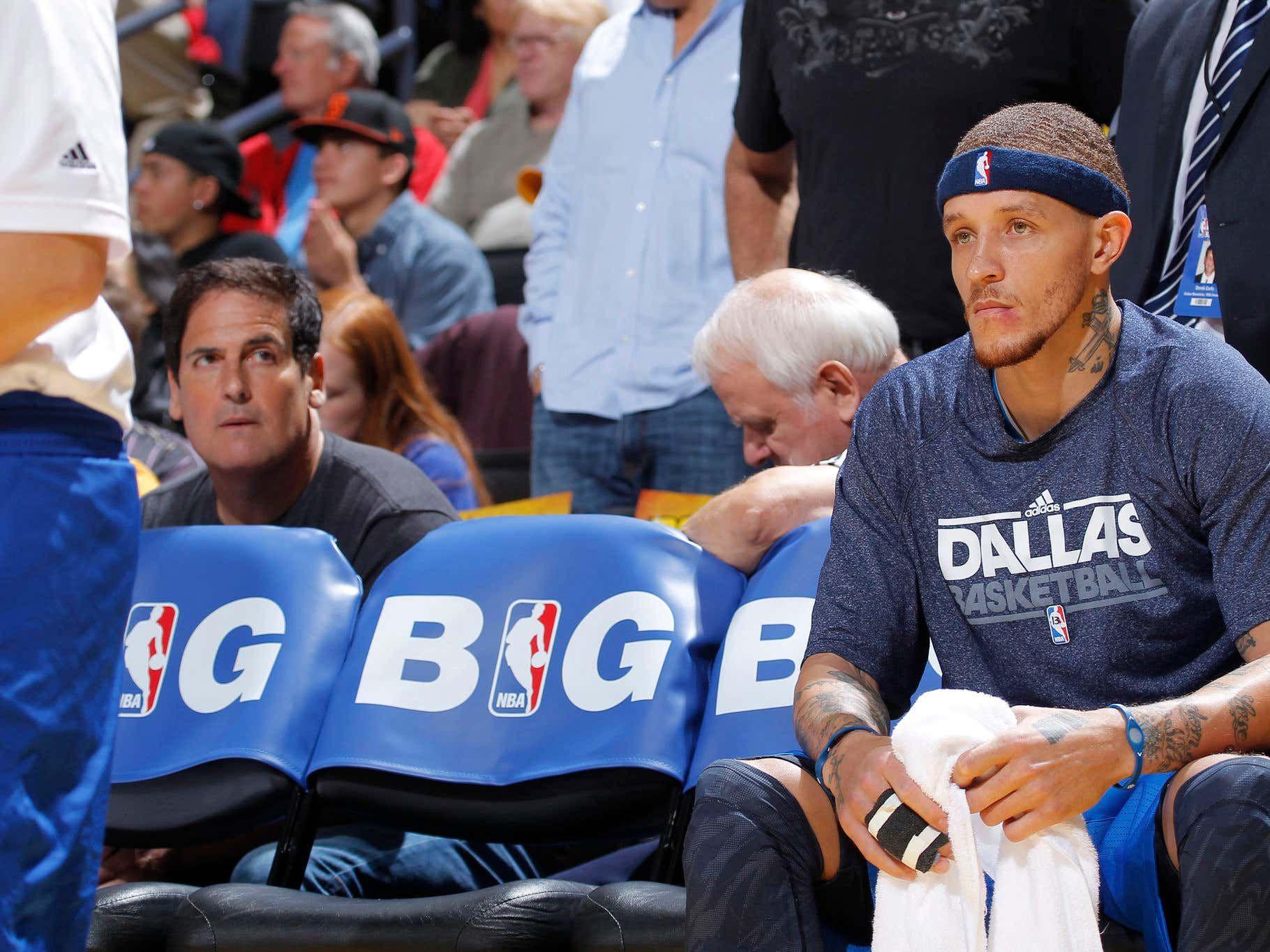 感動!NBA良心老闆:Cuban送West康復中心治療並承包所有費用,讓他與母親重聚!-籃球圈