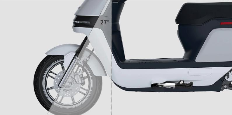 爱玛发布新款电动车,骑行舒适续航得远,堪称二轮陆地头等舱