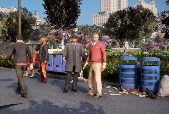 《GTA4》纽约重制版,仅有58G大小的存在,你看这是现实吗?