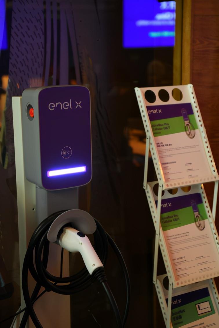 携全球最新智能充电业务 意科能源登陆中国市场