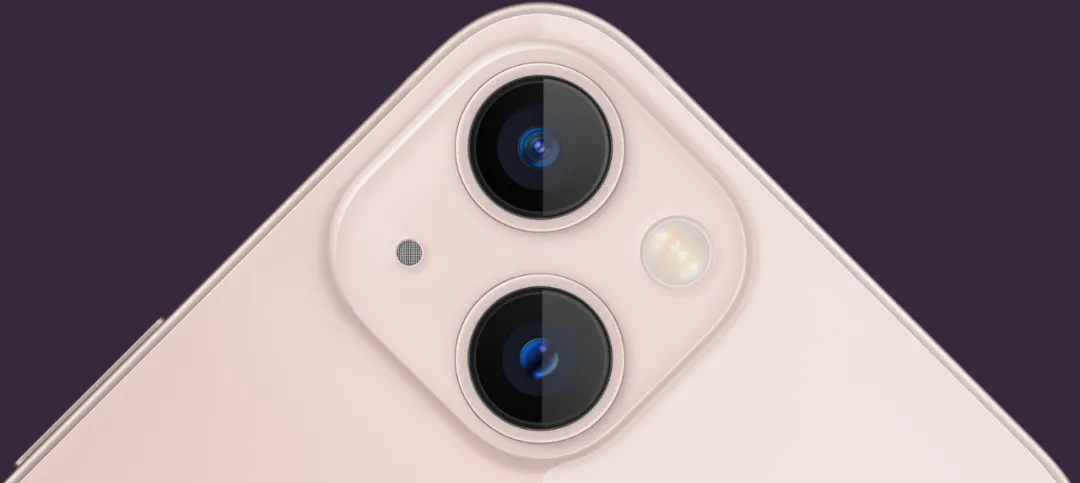 iPhone13刘海变小了有粉色了,看看你喜欢哪一款