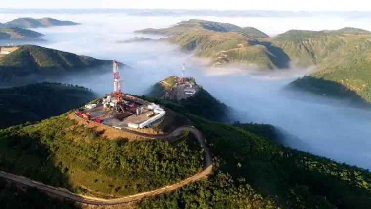 最高日产气量超1.5亿立方米!长庆油田冬供天然气生产高位运行