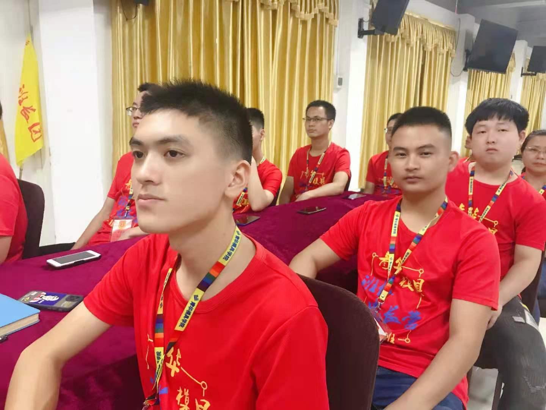 青华模具第20届精英班长团开团仪式圆满结束
