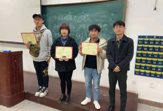 渤海大学-中软国际共建学院学子荣获寒假训练营实训结业证书