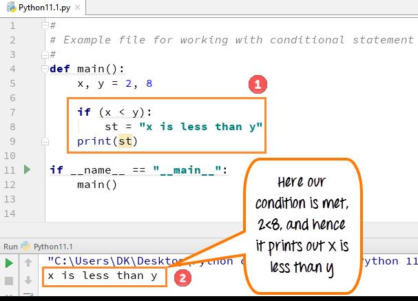 DAY3-step1 Python IF, ELSE, ELIF, 嵌套IF & Switch语句