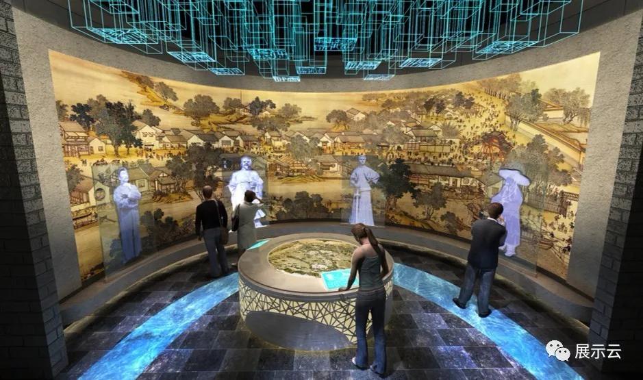 展厅里被借鉴最多的十大造型