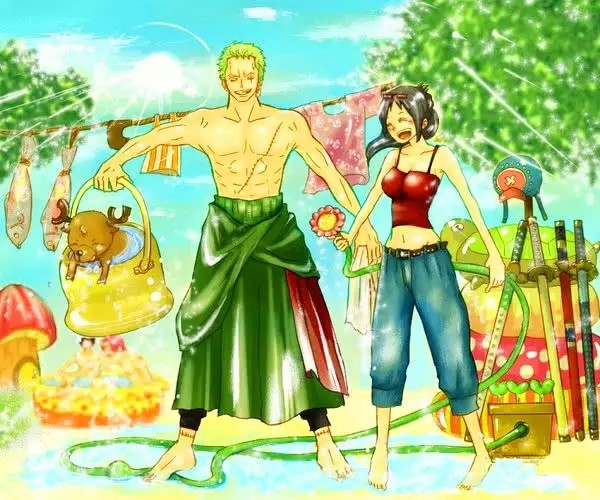 海賊王:這五位美女或是索大的歸宿,佩羅娜最合適,日和捷足先登