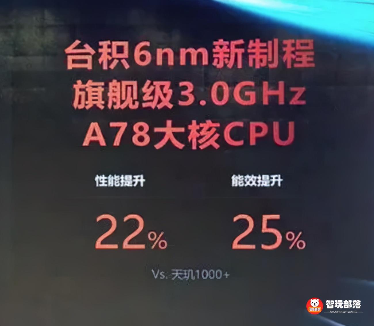 vivo将全球首发天玑1100处理器,同样采用6nm工艺制程