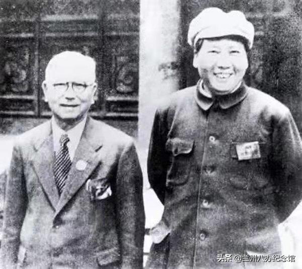 【馆长数家珍】陈嘉庚在兰州:抗日救亡怒潮中的华侨领袖(二)