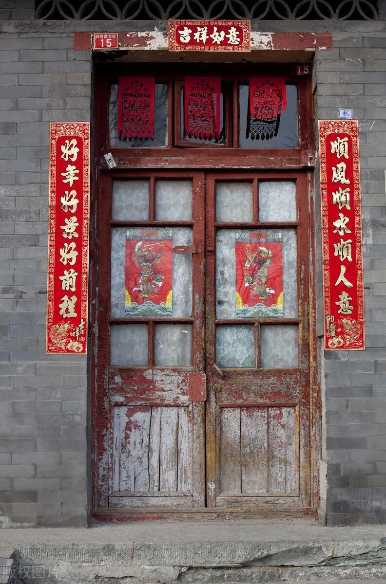 """""""上纸下玻璃""""说说老北京四合院里的窗户"""