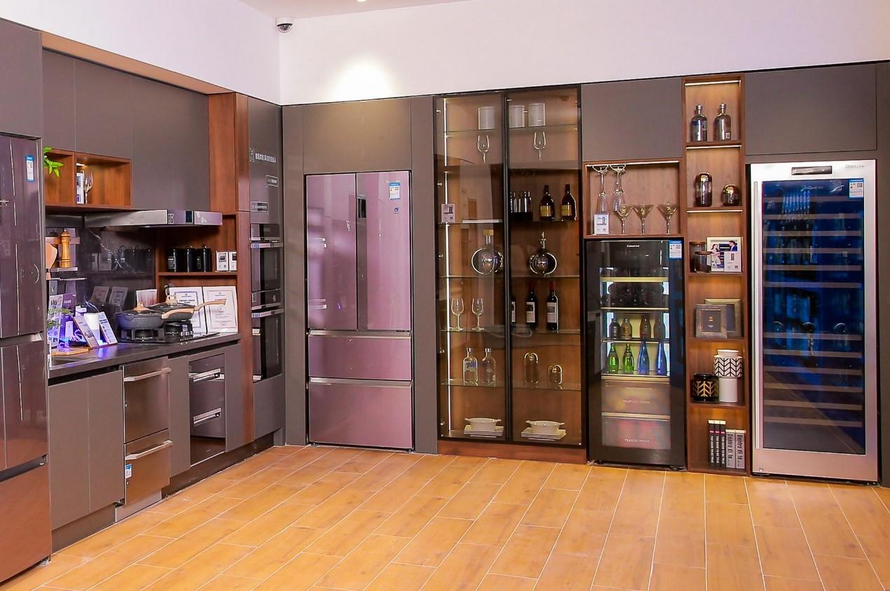 冰箱不够用?不妨看看卡萨帝智慧储鲜场景,存的多还存的好
