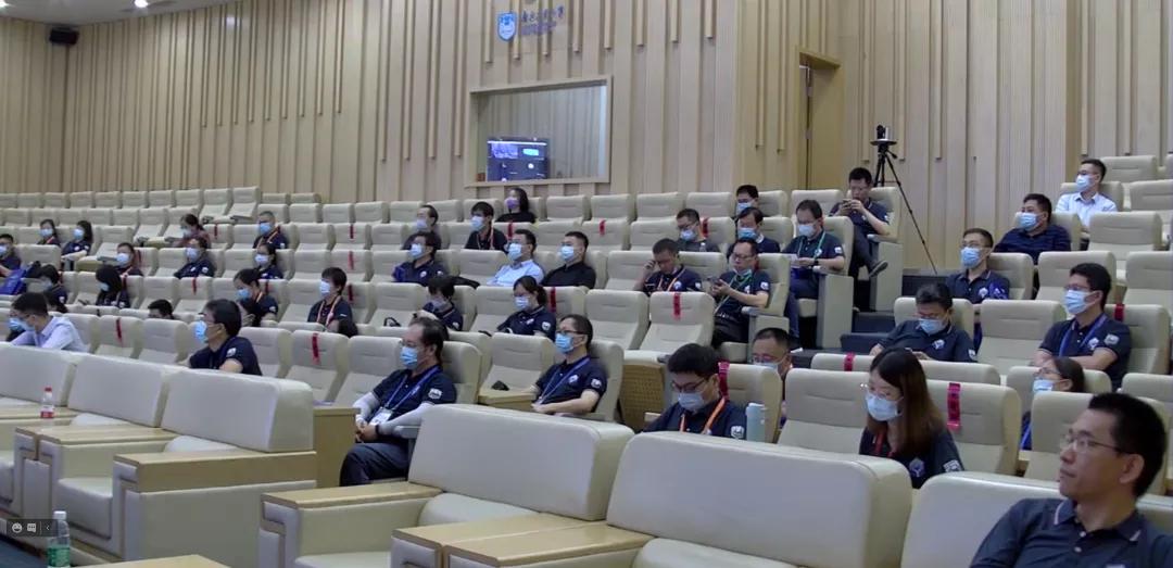 热烈祝贺第四届全国大学生化工实验大赛全国总决赛圆满落幕