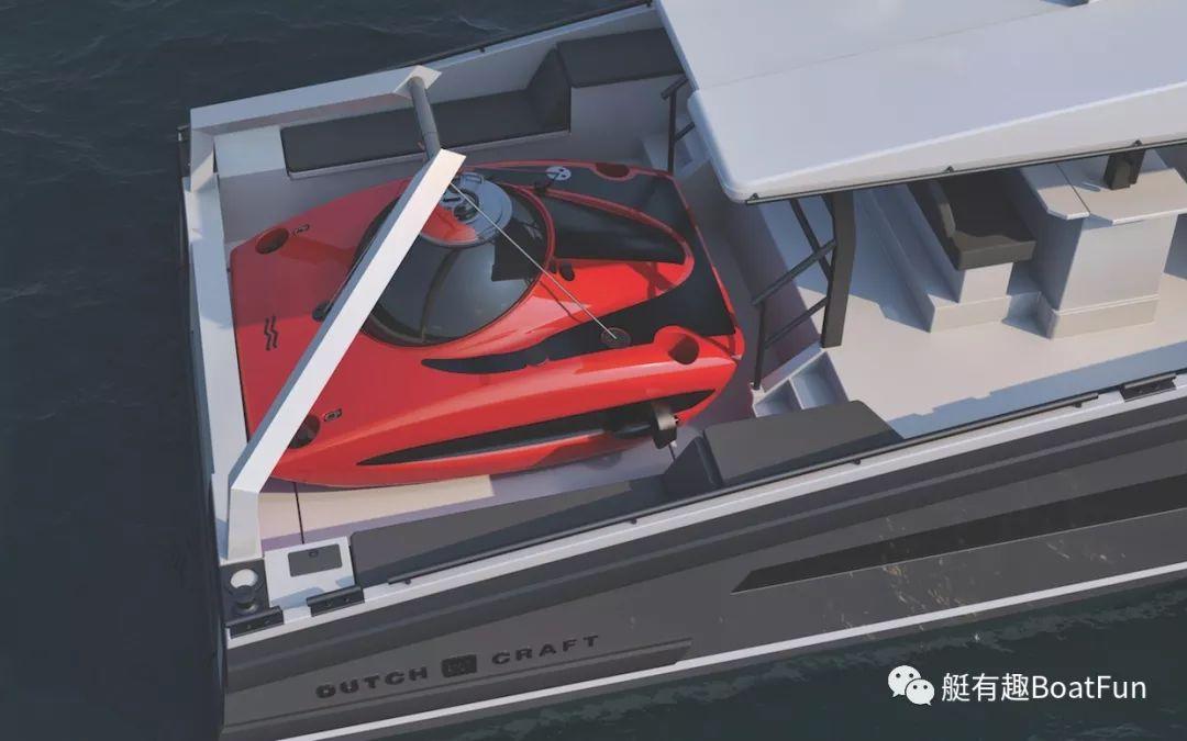 戛纳首秀   这才是适合运营的好船型!56尺可容纳44人