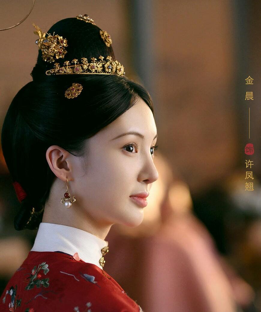 搭档李易峰牛骏峰新剧来袭,金晨还有双剧待播,与白鹿李一桐合作