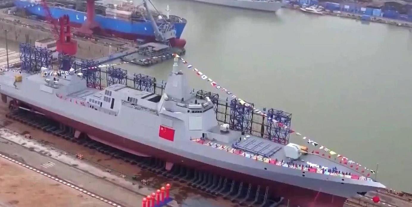 中船重工披露大驱推进系统,战舰将拥有四大优势,电磁炮优势突出
