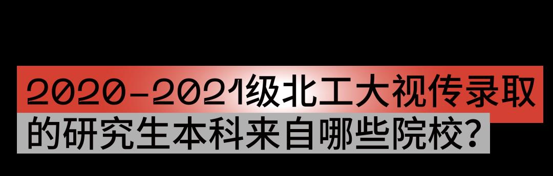 「我要成为研究生」北京工业大学视觉传达考研超强攻略