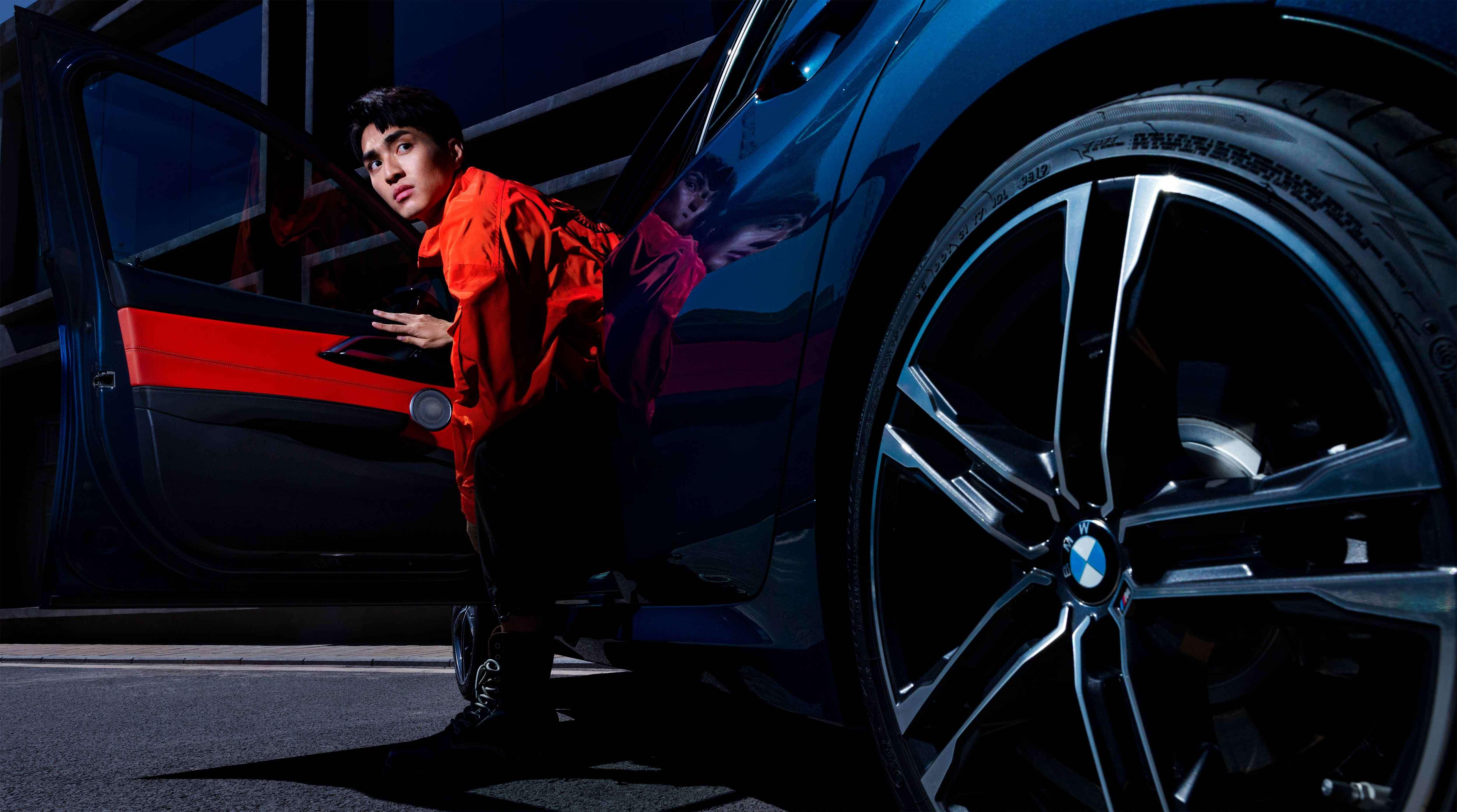 """BMW 1系运动轿车拍了拍""""你"""":""""潮""""有所值,升级来袭"""