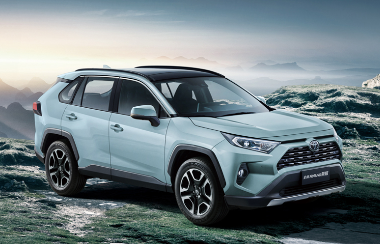 20万预算最值得买的SUV——丰田荣放,次低配全款21.5万