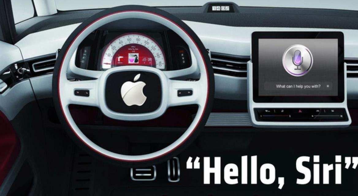 频繁接洽汽车巨头,从奔驰招揽工程师,为啥连苹果也要发力造车?