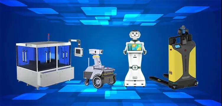 """国辰机器人荣获""""2020中国机器人行业年度卓越技术创新企业奖"""""""
