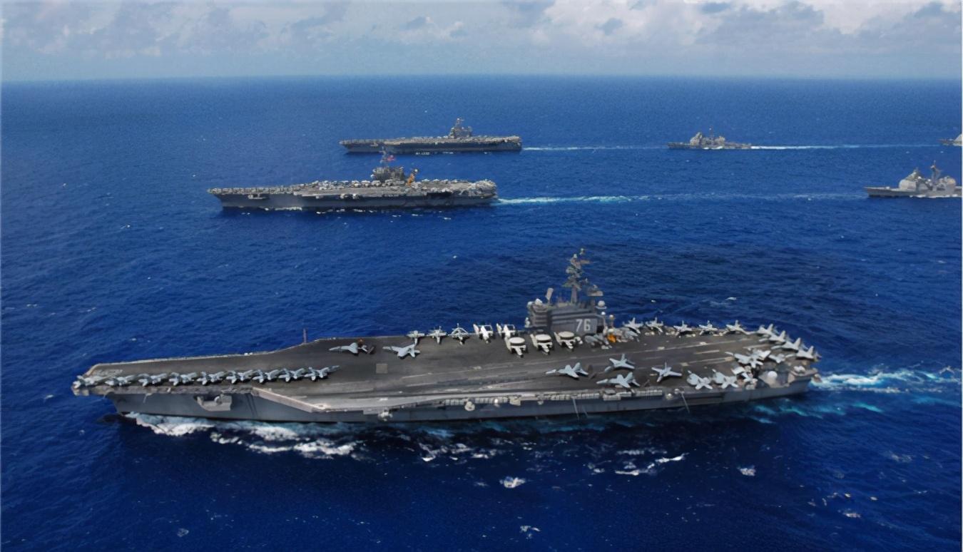 美媒問:中國航母比俄方還多,不擔心? 普京:你怎麼不問美國航母