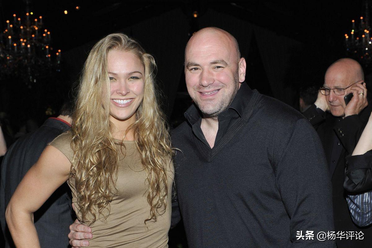 UFC主席与众多女拳手有染?网红补刀:他给举牌女郎的钱比拳手多