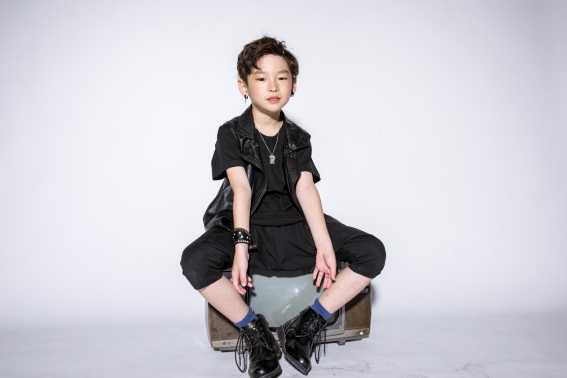 2020星主角少儿模特影视大赛全球形象推广大使郑天佑