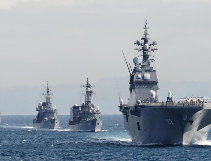 日本政党提出法案,让自卫队巡防钓鱼岛,必要时可对中国海警开火