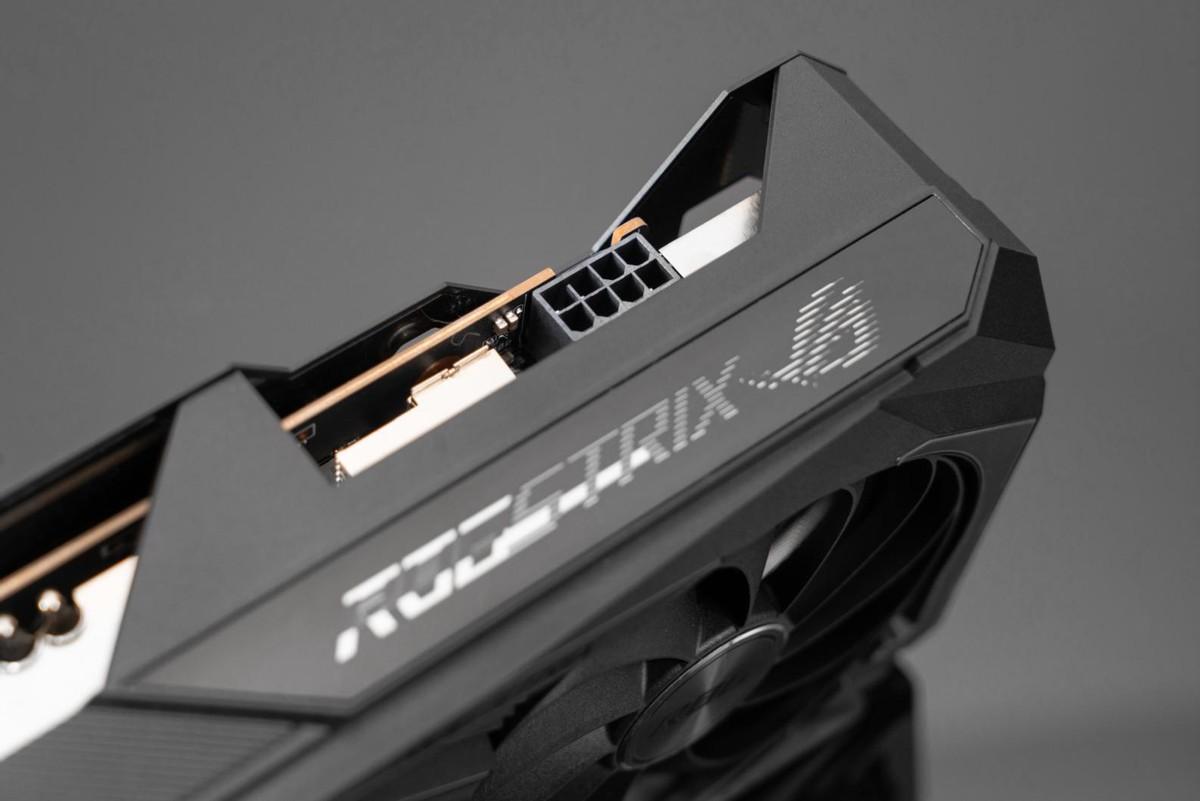 强劲散热信仰足,1080P游戏超给力华硕ROG STRIX RX 6600XT O8G GAMING测评