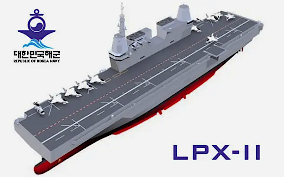 美制五代战斗机批量建造,韩国图谋翻倍购买,专家:山东号迎来强劲对手