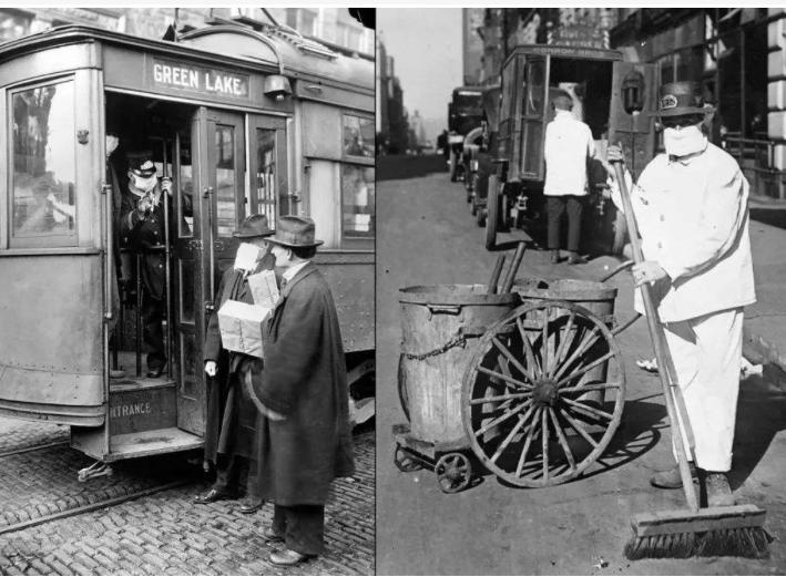 一百年前,那场影响人类历史进程的大流感,是如何消除的?